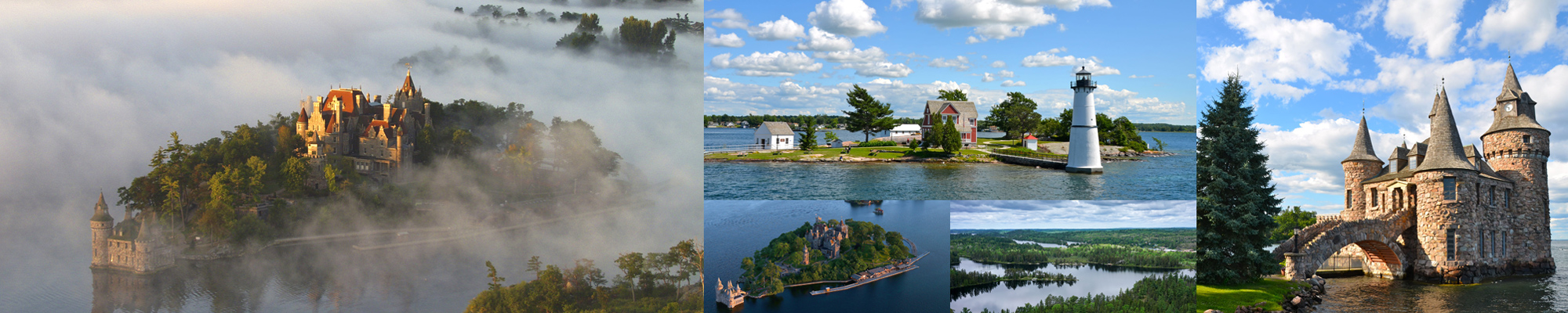 1000 Isole Thousand Islands Ontario Canada