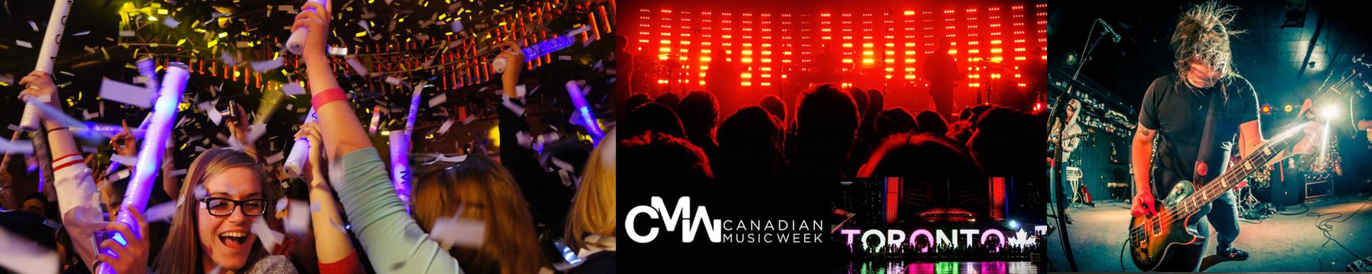 Festival musicali Canada: CANADIAN MUSIC WEEK