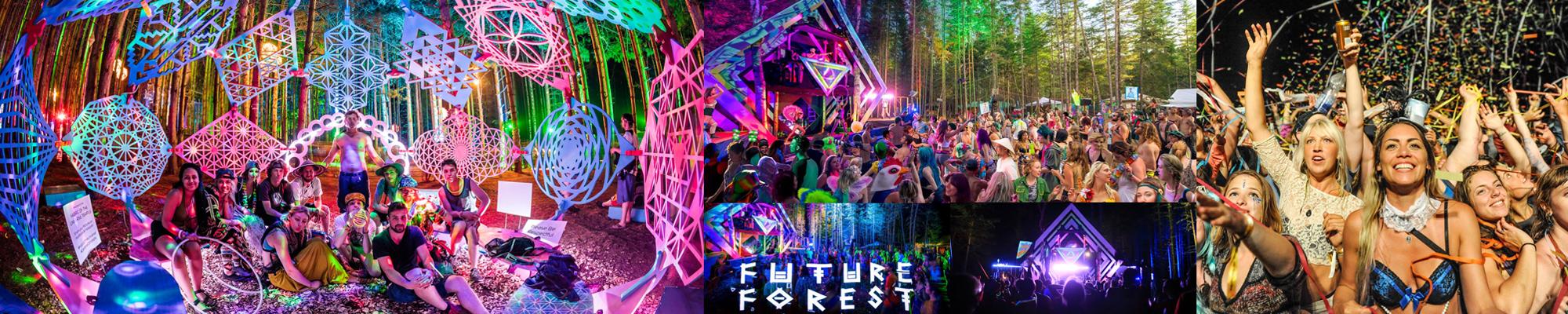 Future Forest festival Canada