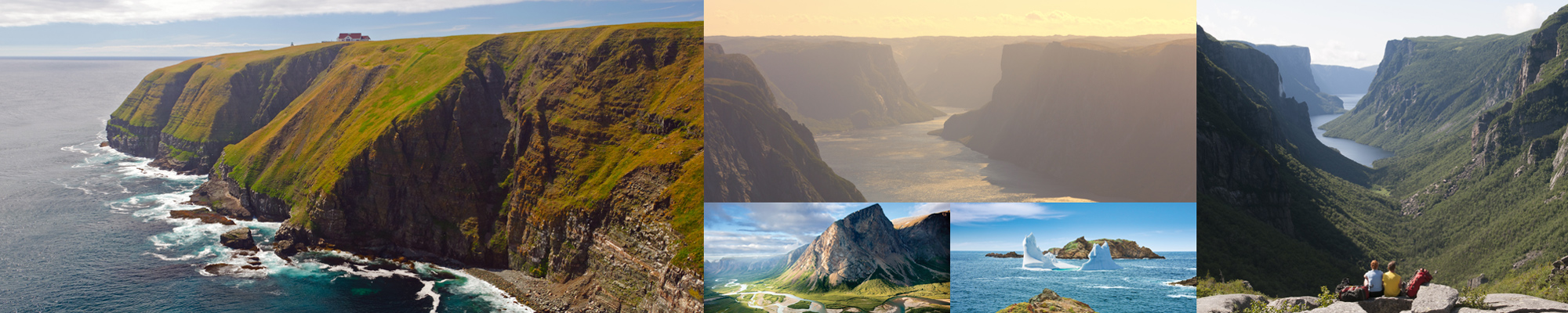 Parco Nazionale di Gros Morne Canada