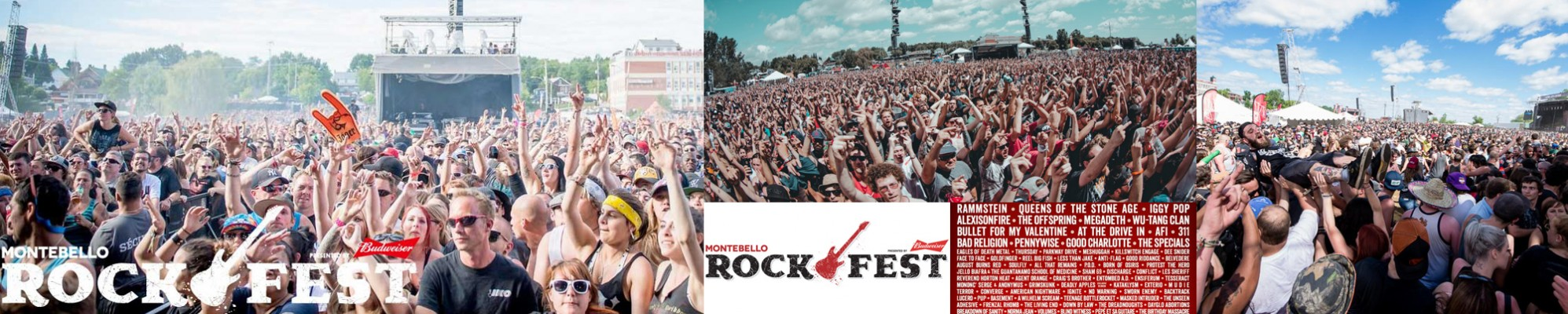 Festival musicali Canada: Montebello Rock Fest