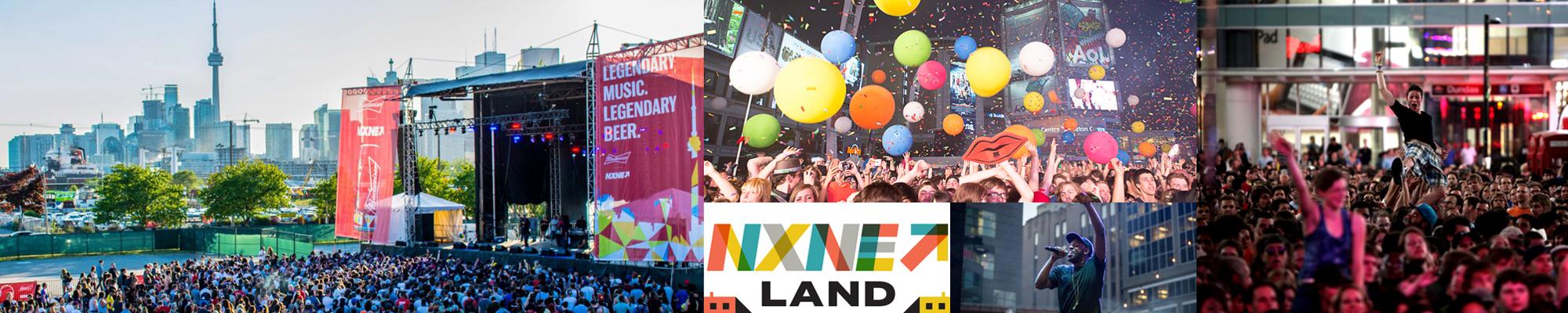Festival musicali Canada: NXNE festival