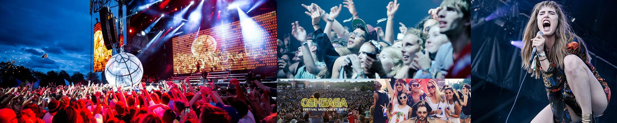 Festival musicali Canada: OSHEAGA MUSIC AND ARTS FESTIVAL