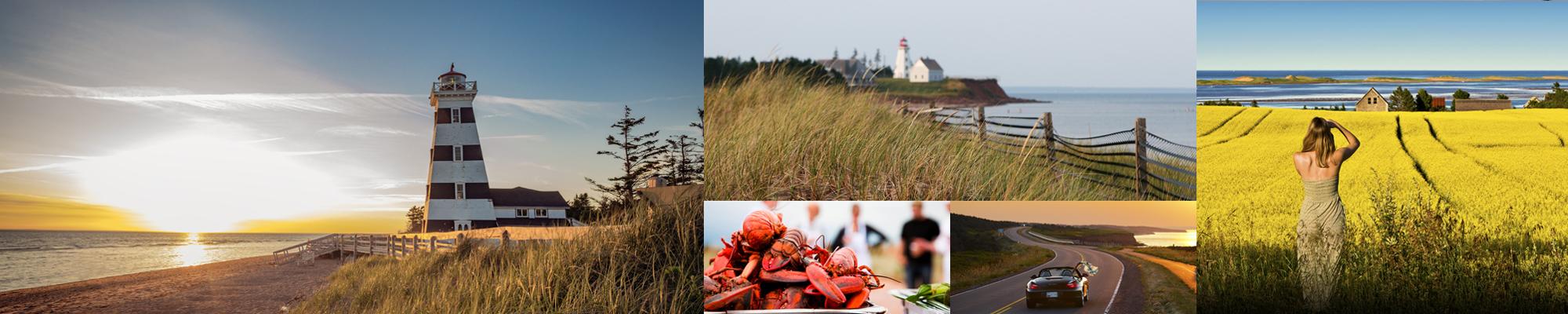 parco nazionale Prince Edward Island Canada