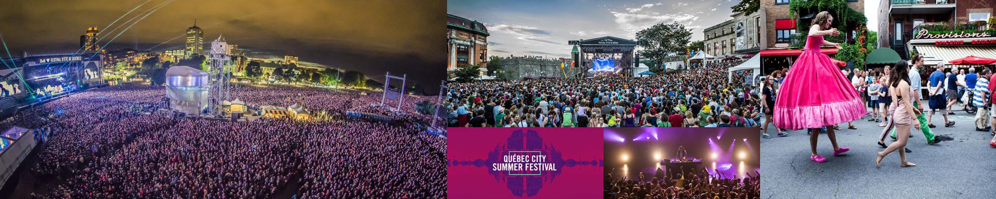 Festival musicali Canada: Quebec City Summer Festival