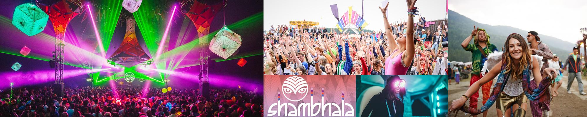 Festival musicali Canada: Shambala Music Festival