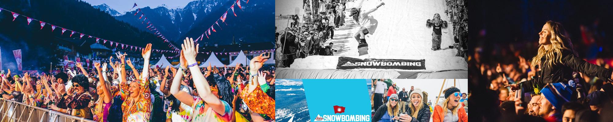 Festival musicali Canada: Snowbombing Festival