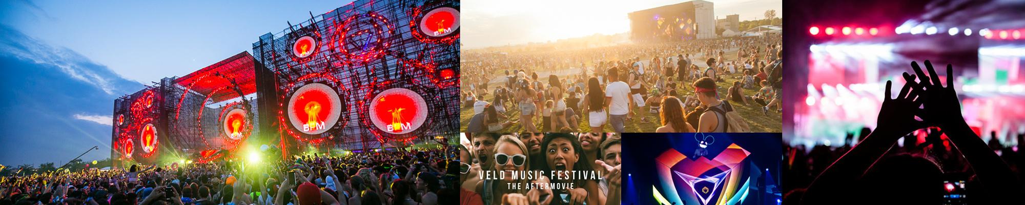 Festival musicali Canada: Veld Music Festival Toronto