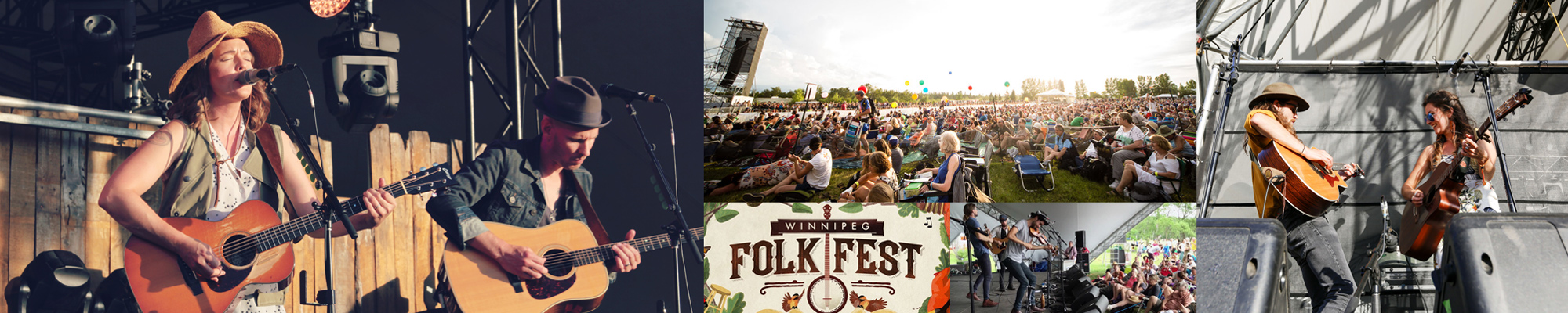 Festival musicali Canada: Winnipeg Folk Festival