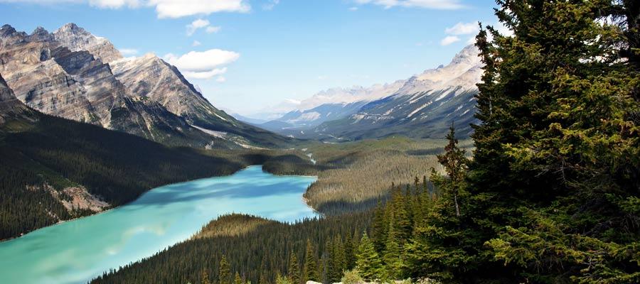 Laghi del Canada