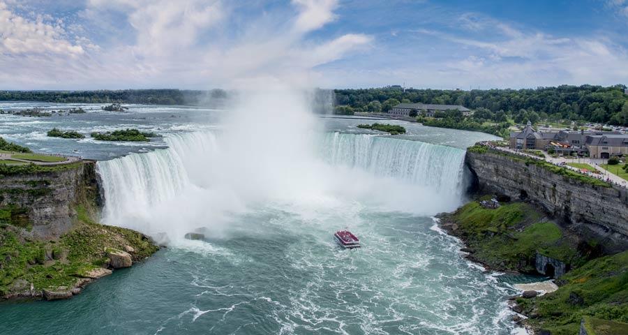 Cosa vedere in Canada: le cascate di Niagara