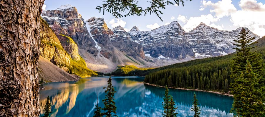 Cosa vedere in Canada: splendida natura