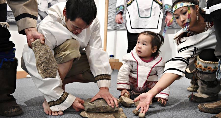Dove vivono gli eschimesi? Gli Inuit in Canada