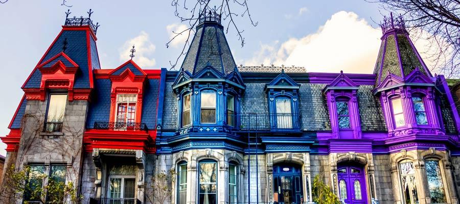 Cosa vedere a Montreal: vecchi quartieri