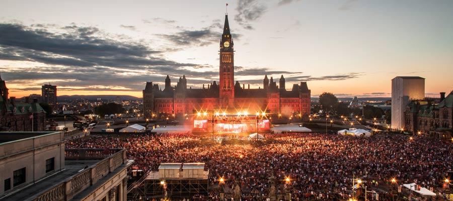 Cosa vedere a Ottawa la capitale del Canada