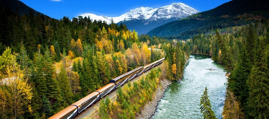 mezzi di trasporto in Canada