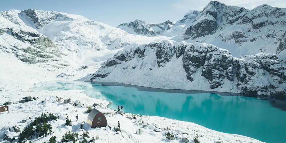 viaggio Canada in inverno