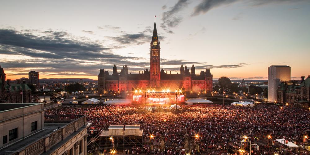 Città e metropoli Canada