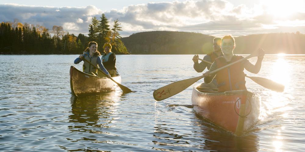 pacchetti viaggio natura e avventura in Canada