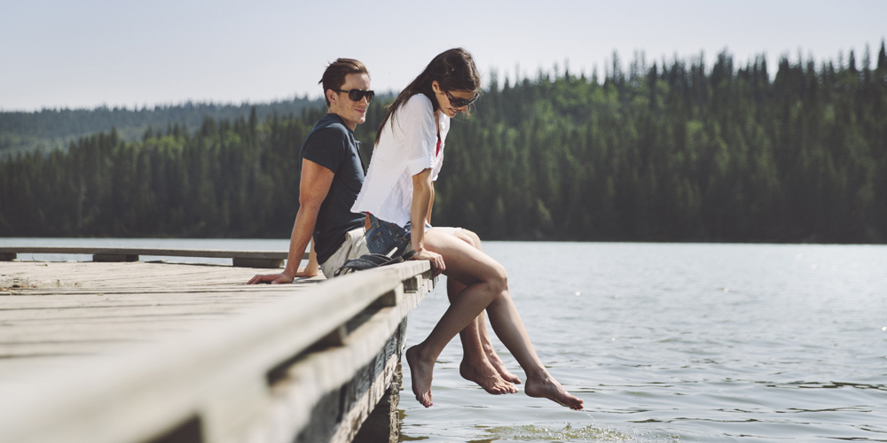 viaggio di nozze in Canada