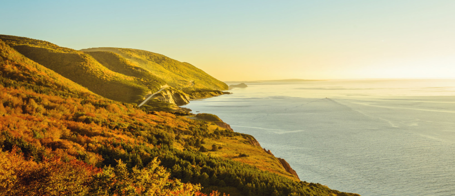 Capo Bretone in Canada