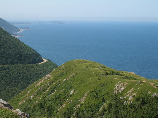 Capo Bretone Parco degli Altipiani
