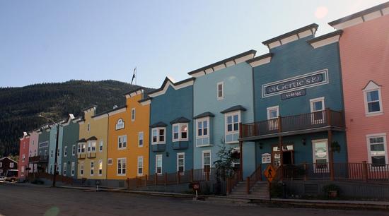 Dawson City nello Yukon