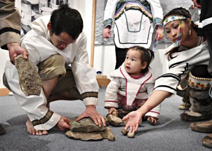 gli Inuit vivono nel territorio del Nunavut