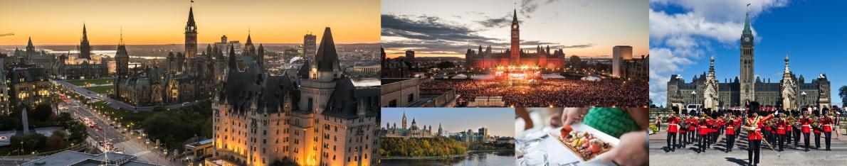 Ottawa la capitale del Ontario