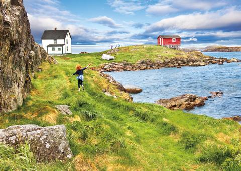Newfoundland e Labrador natura