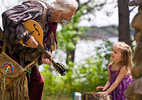 Musicista in provincia Manitoba