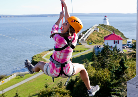 New Brunswick Canada: sport avventura