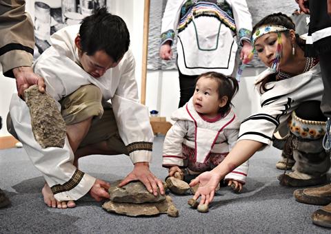 Terre dei Nunavut in Canada
