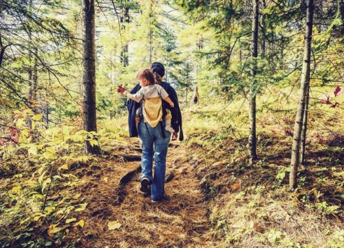 Tour del Canada con bambini