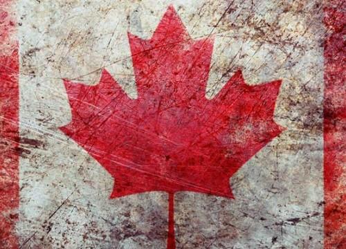 Canada Day: bandiera