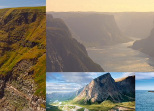 isola di terranova o newfoundland: il gros morne national park