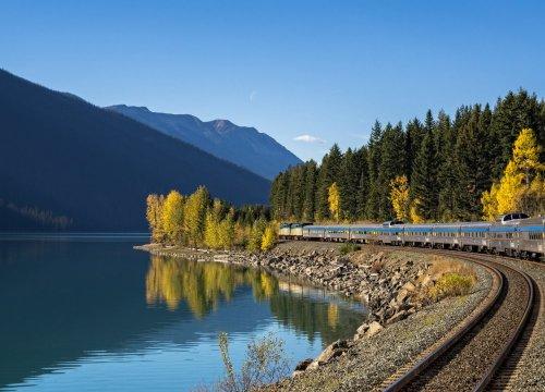 viaggio Canada in treno