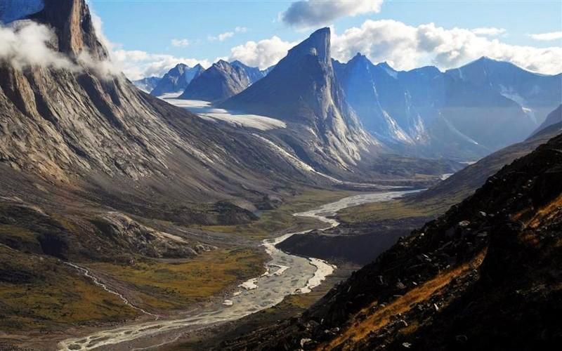 le pareti di roccia più alte del mondo, un territorio incredibile…solo per avventurosi