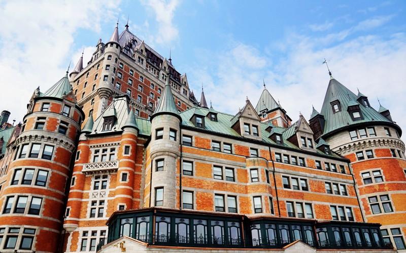 uno degli hotel più belli del mondo, dove Churchill e Roosevelt pianificarono il D-Day