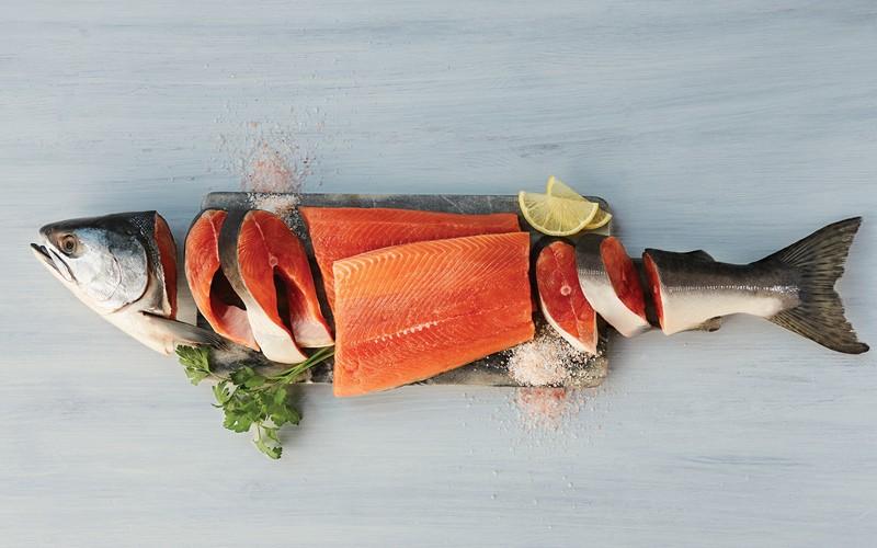 salmone, aragoste, granchi, halibut…benvenuto nel paradiso del pesce!
