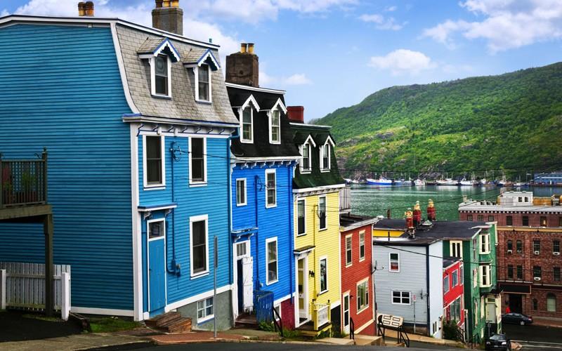 la città più antica del Nord America tra strade ripide, case colorate, artisti e birrerie