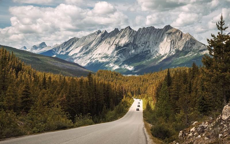 quasi 8000km tra l'estremo est e l'estremo ovest del Canada, pronto per 1 mese di viaggio?