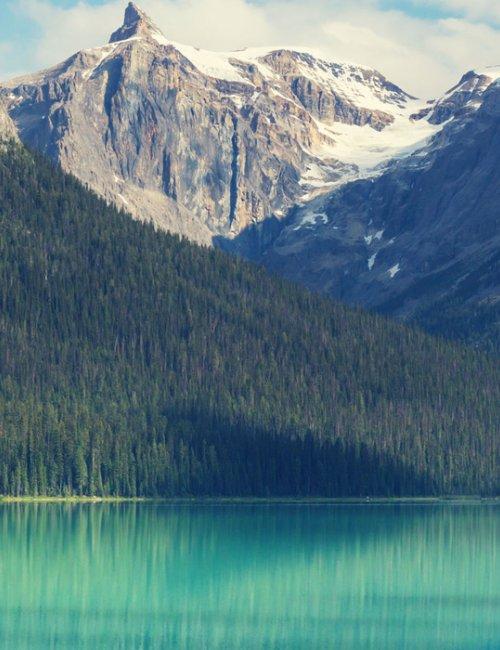 paesaggio Canada Ovest