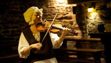 Musica tradizionale a Nuova Scozia